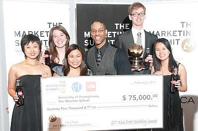 201 Marketing Summit Award